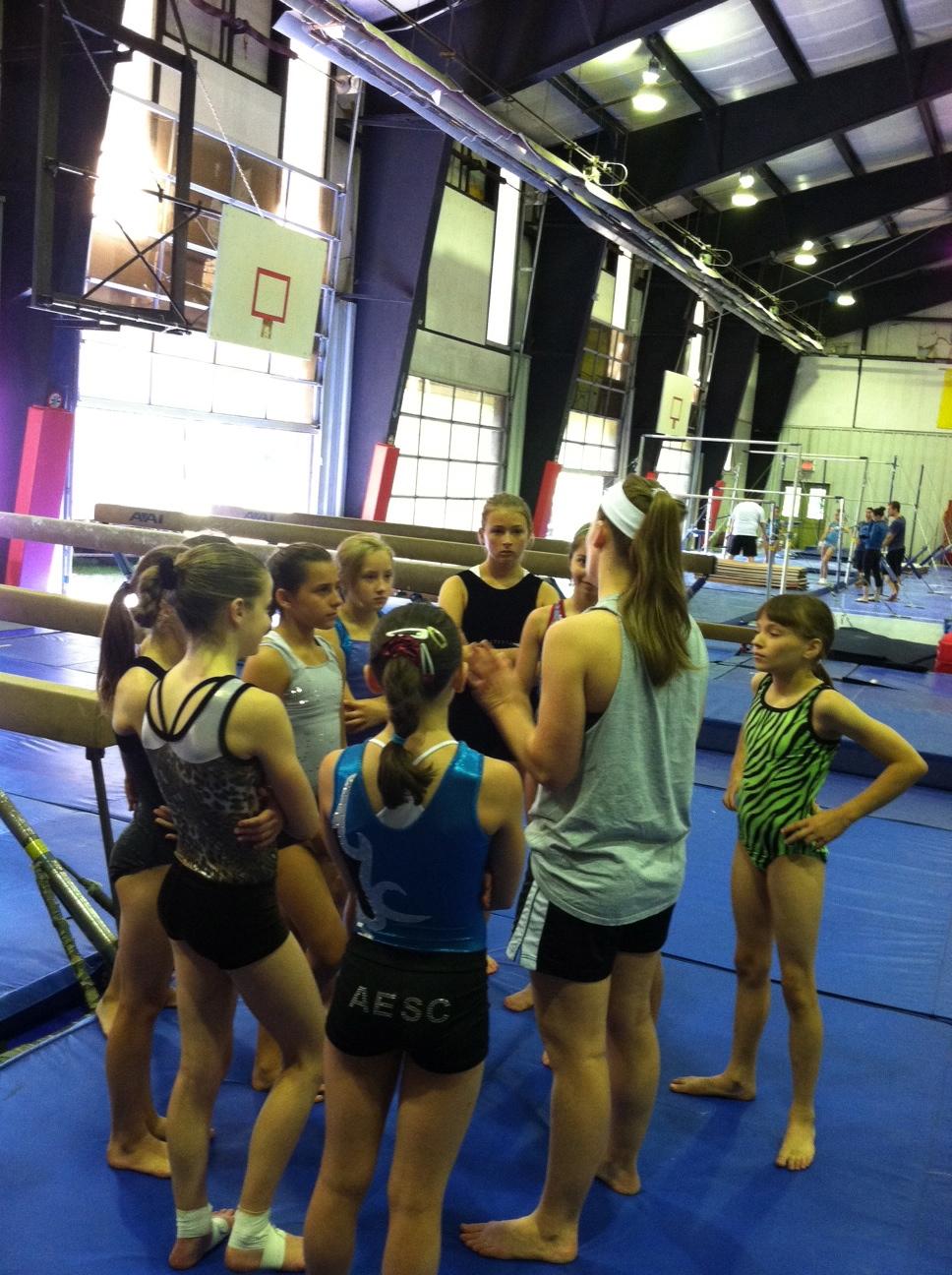 Gym Momentum Training Camp Review